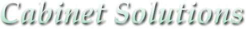 Cabinet Solutions Kitchen Design Software